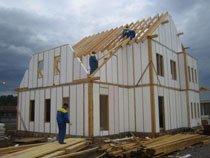 каркасное строительство домов Краснослободск