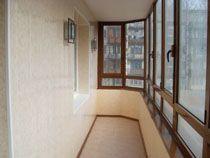 Ремонт балкона в Краснослободске. Ремонт лоджии